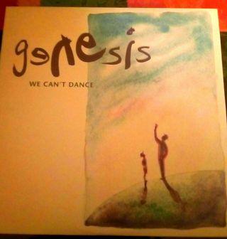 Vinilo Doble L.P. Genesis - We Can't Dance