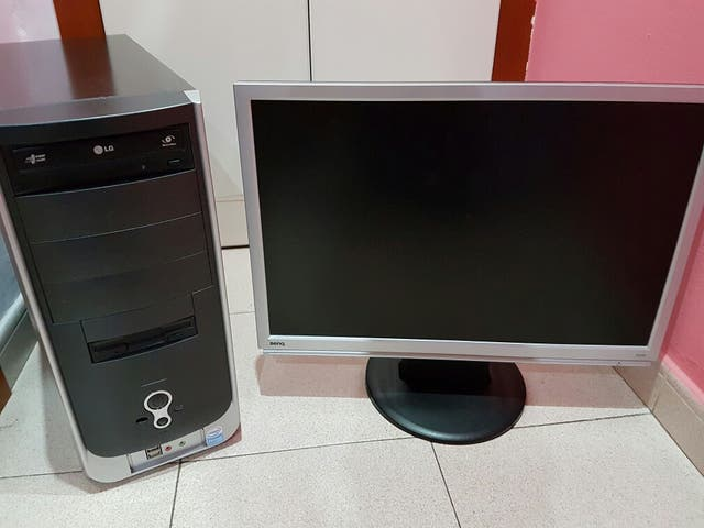 Torre ordenador intel core duo E2180