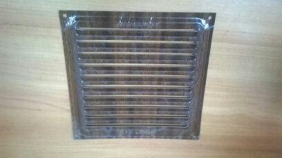 Rejilla ventilación