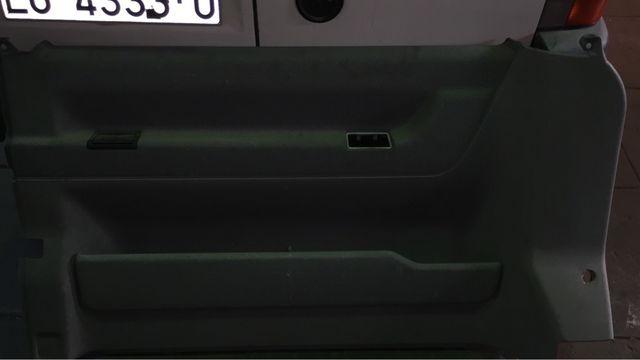 Panelados interiores vw t4