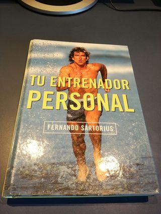 Libro TU ENTRENADOR PERSONAL Fernanado Sartorius