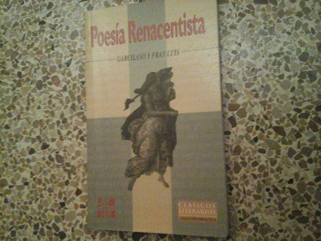 poesía renacentista