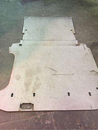 Base suelo de vw t4 tdi