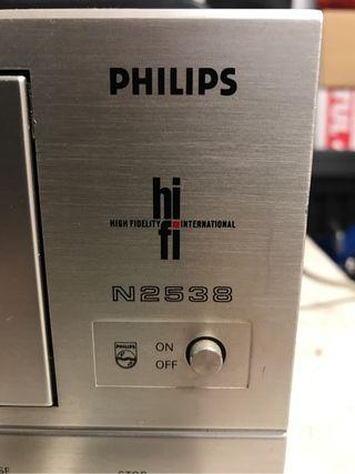 Philips N2538 cassette