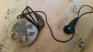 Radio auricular nuevo