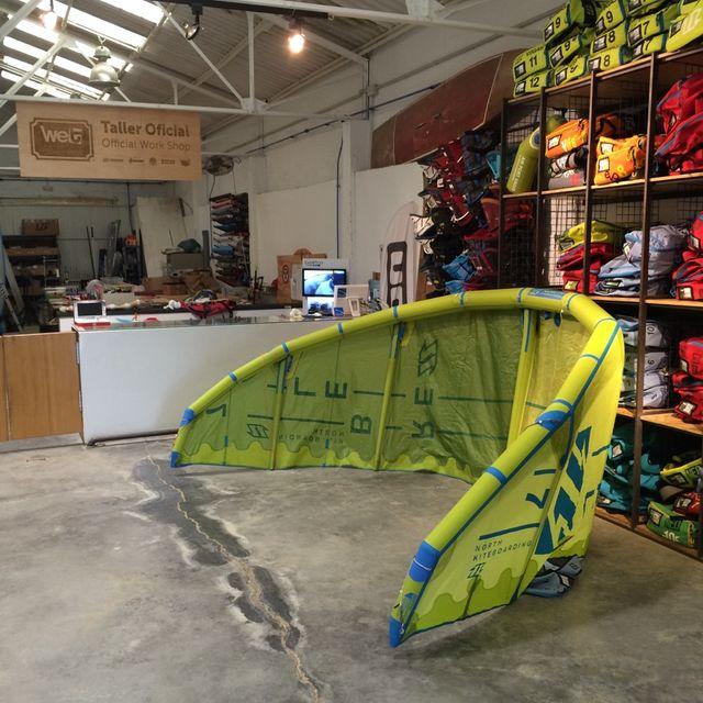 Kite North Rebel 7m 2015