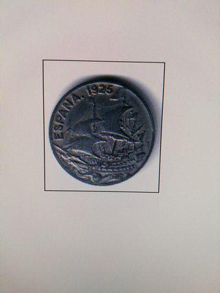 moneda de 1925