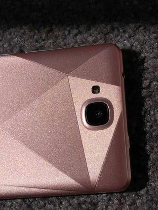 Rosa diamante movil C3 libre NUEVO no iphone