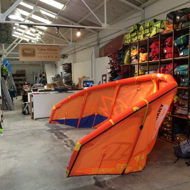 Kite North Rebel 11m 2013