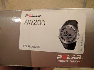 Reloj de actividad POLAR AW200