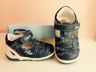 Zapatos niño. N. 19