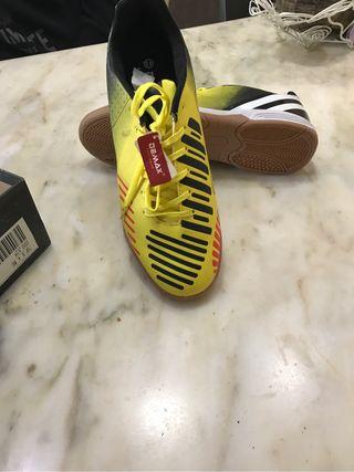 Zapatillas futbol sala demax