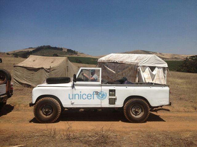 Jeep UNICEF campaña #cierraunicef/Wallapop