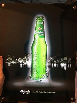 Luminoso Calsberg