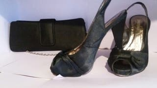 Zapatos mujer + bolso