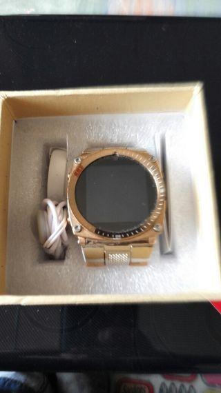 Smart Watch reloj 42mm usb.telefono
