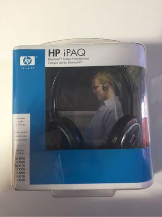 Auriculares/cascos HP ipaq Bluetooth