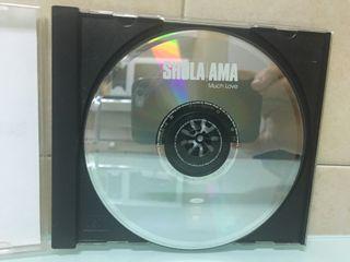 CD Shola Ama - Much Love