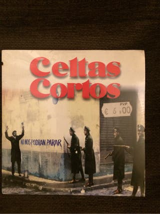 CD single Celtas Cortos