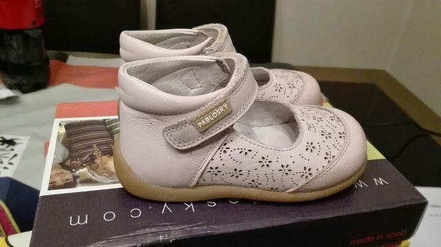 2fc47cfda58 Zapatos pablosky bebe niña. talla 21 de segunda mano por 5 € en ...
