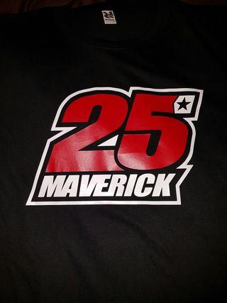 Camiseta Maverick Viñales