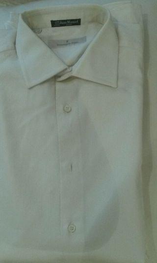 camisa hombre Ermenehildo zegna
