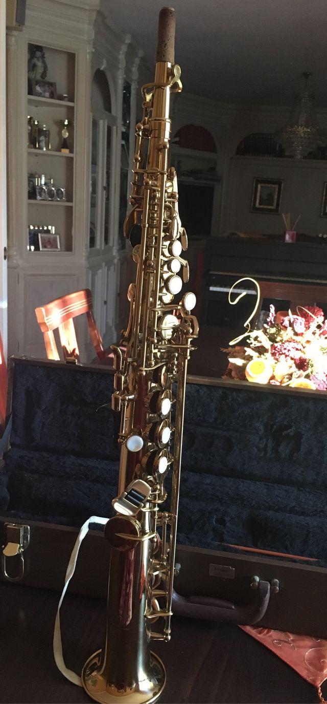 Saxofon Kinstar + Selmer