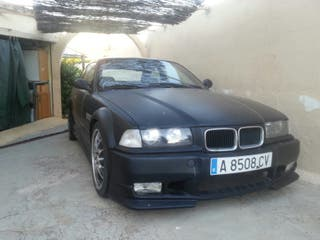 BMW 318 IS coupe '96