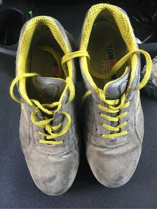 Zapato de seguridad j'hayber