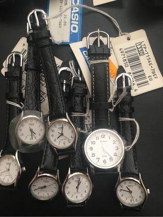 Reloj Casio señora