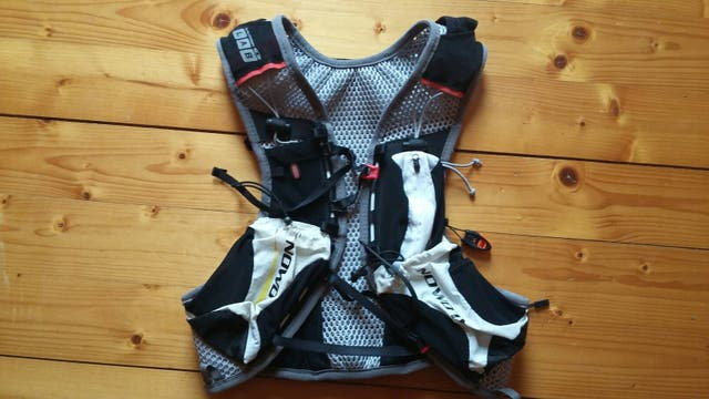 Mochila Salomon avanced XT 5L