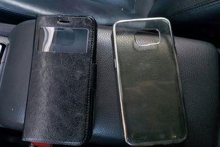3 fundas Samsung s7 edge