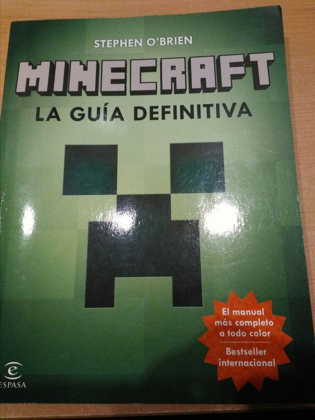 Libro Minecraft de segunda mano por 10 € en Zaragoza - wallapop