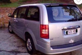 Chrysler Grand Voyager 2011 se acepta CAMBIO