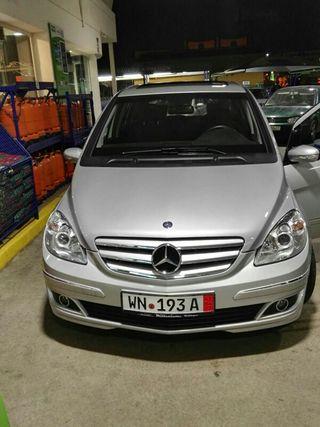 Mercedes-benz Clase B 200 cdi 2008