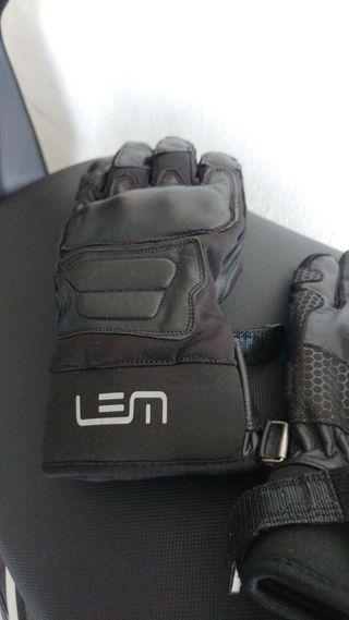 Guantes moto LEM nuevoss