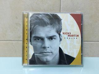 CD Ricky Martin - Vuelve