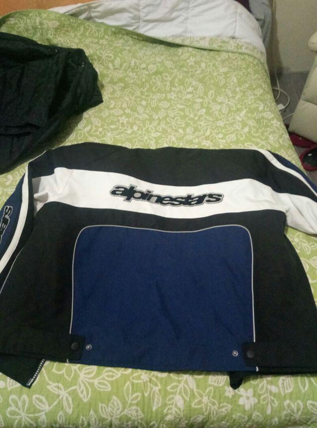 chaqueta alpinestar talla xxl