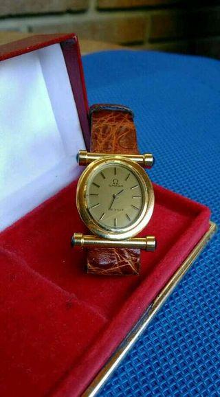 Reloj Omega Señora