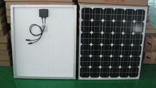 Placa solar 200w 24v