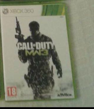 Juego Xbox Call Of Dutty Modern Warfare 3