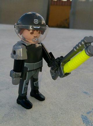playmobil ranger espacial