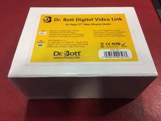 DR. BOTT DIGITAL VIDEO LINK