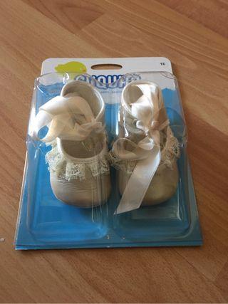Zapatos de bebé ceremonia num.16