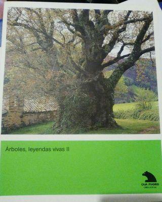 libro de árboles