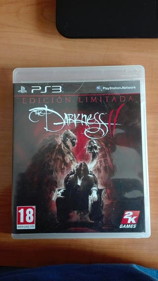 The Darkness 2 Edición Limitada PS3