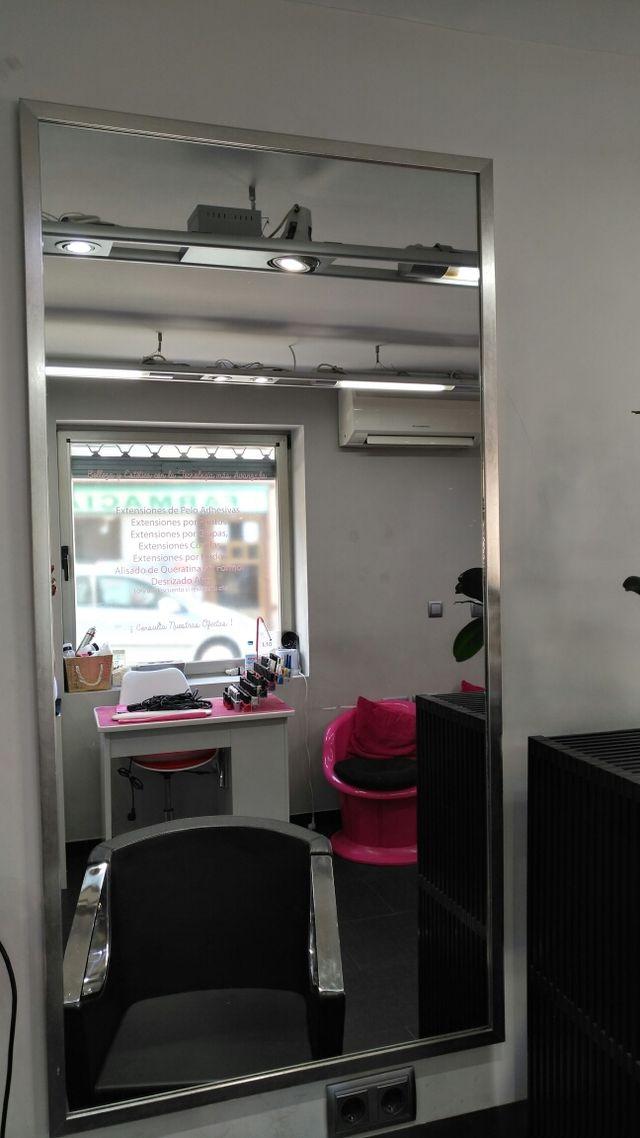 Tocador peluqueria