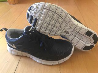 Nike free run 2 (gs) 36.5