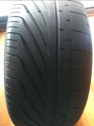 Neumático 265/40 ZR19