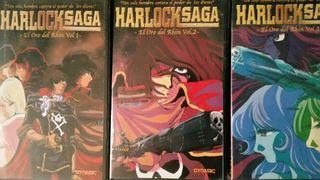 Manga Harlock Saga
